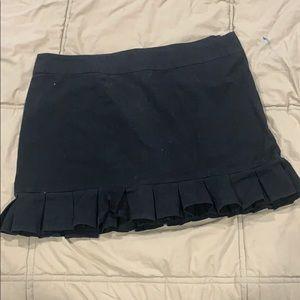 Victoria's Secret body collection skirt